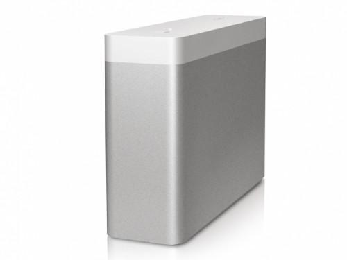 Buffalo DriveStation Mini Thunderbolt 1000 GB White