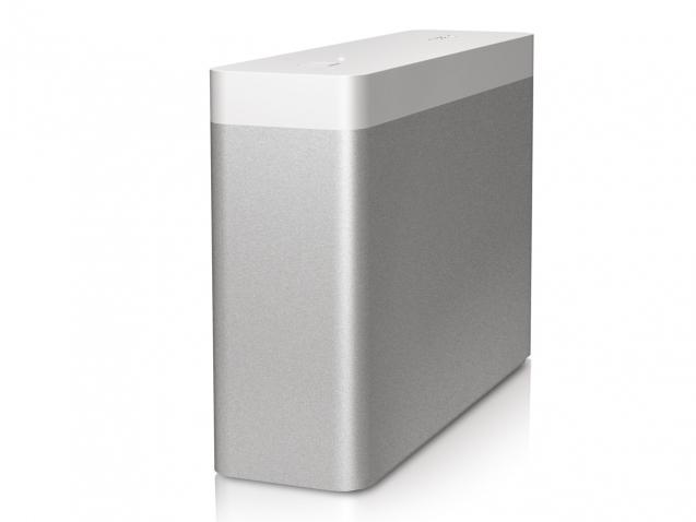 Drivestation Mini Thunderbolt SSD-wat 2x Thunderbolt 2x 512GB SSD