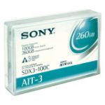 Sony DATA CARTRIDGE AIT-3 100GB 230M