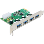 DeLOCK 89363 interface cards/adapter USB 3.2 Gen 1 (3.1 Gen 1) Internal