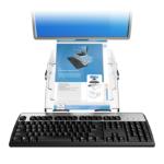 Dataflex Addit monitorverhoger - verstelbaar 570
