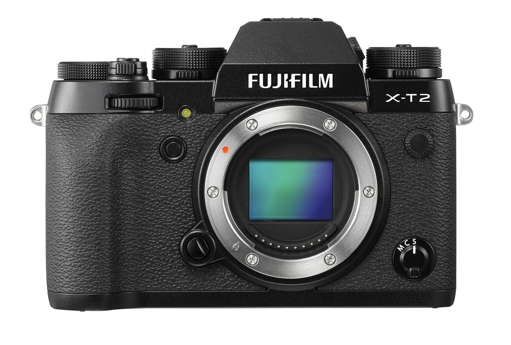 Fujifilm X-T2 Body MILC Body 24MP CMOS III 6000 x 4000pixels Black