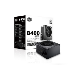 Cooler Master B400 v2 400W ATX Black power supply unit