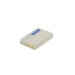 2-Power Digital Camera Battery 3.7v 565mAh rechargeable battery