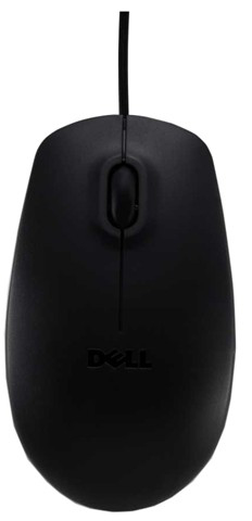 DELL MS111 mouse USB Type-A Optical 1000 DPI