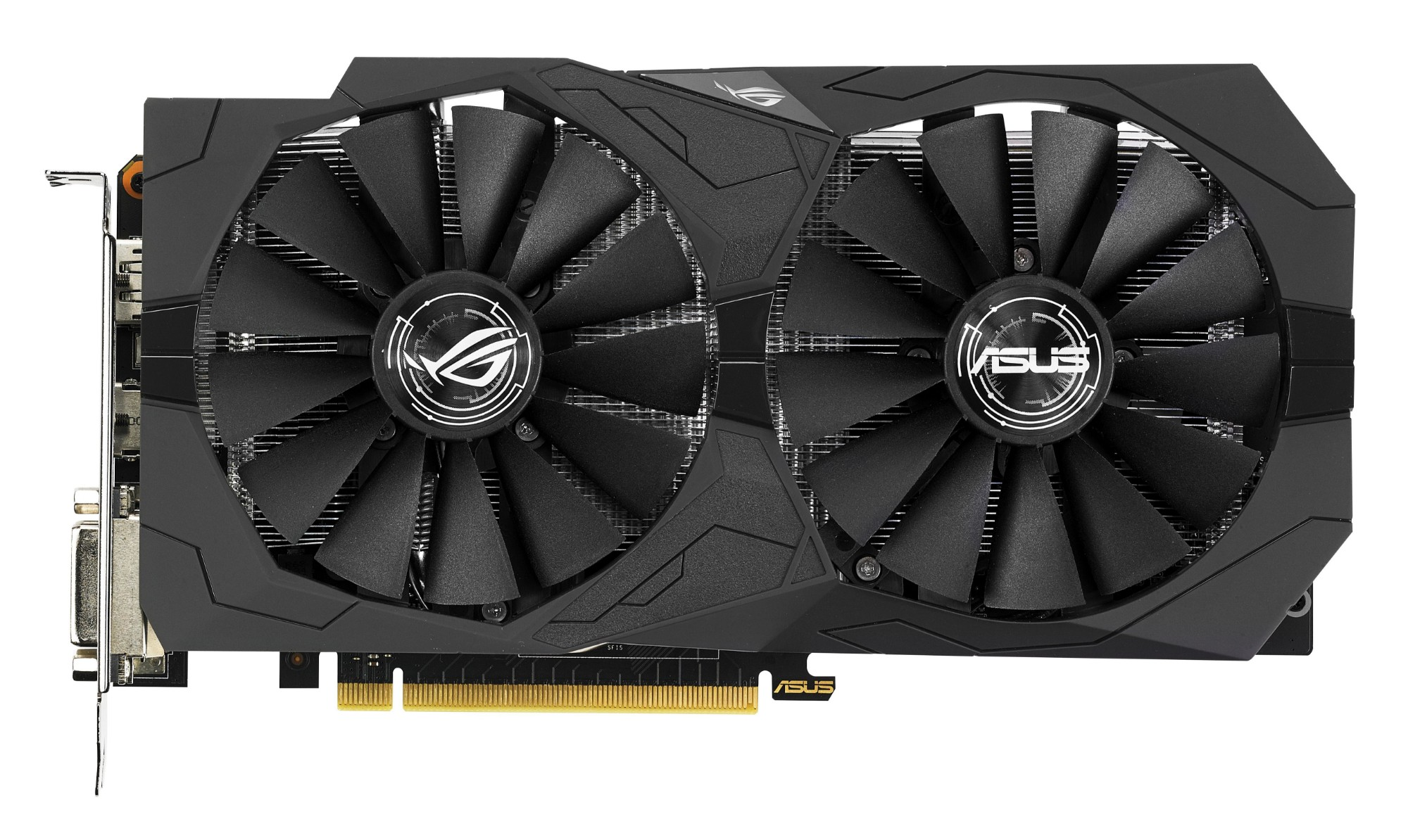 ASUS STRIX-GTX1050-2G-GAMING GeForce GTX 1050 2GB graphics card