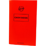 Silvine Cash Book 159X95MM 36 Leaf PK24