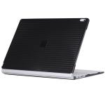 "iPearl MCOVERMSSB13BLK notebook case 13.5"" Hardshell case Black,Translucent"