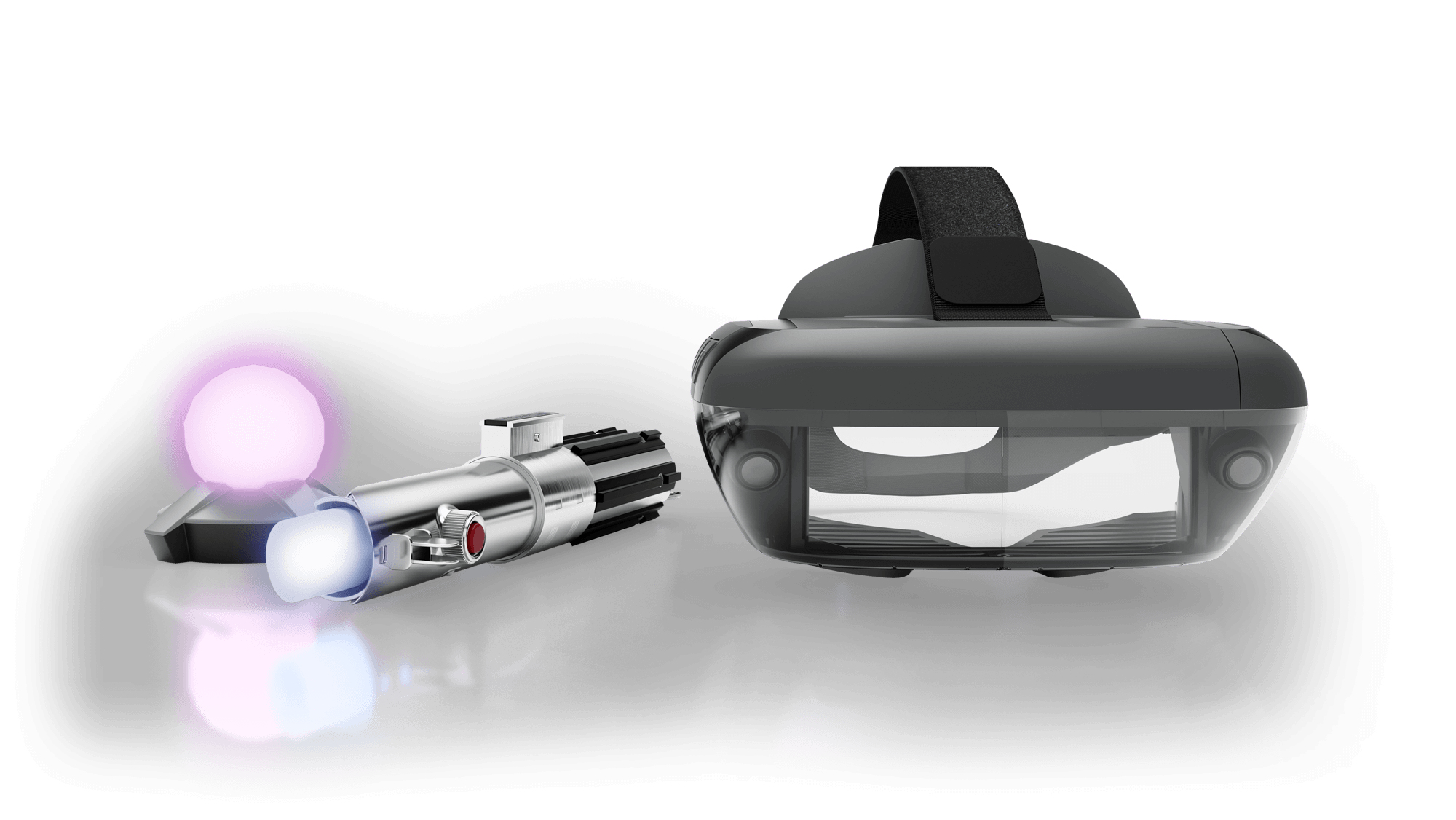 Star Wars Jedi Challenge Vr Headset