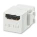 Lindy HDMI Doppelkupplungs-Keystone für Wanddosen Keystone-W