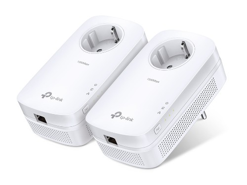 TP-LINK TL-PA8010P KIT PowerLine network adapter 1300 Mbit/s Ethernet LAN White 2 pc(s)