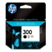 HP Cartucho de tinta original 300 negro