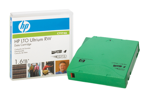 Data Cartridge Lto4 Ultrium 1.6TB Rw