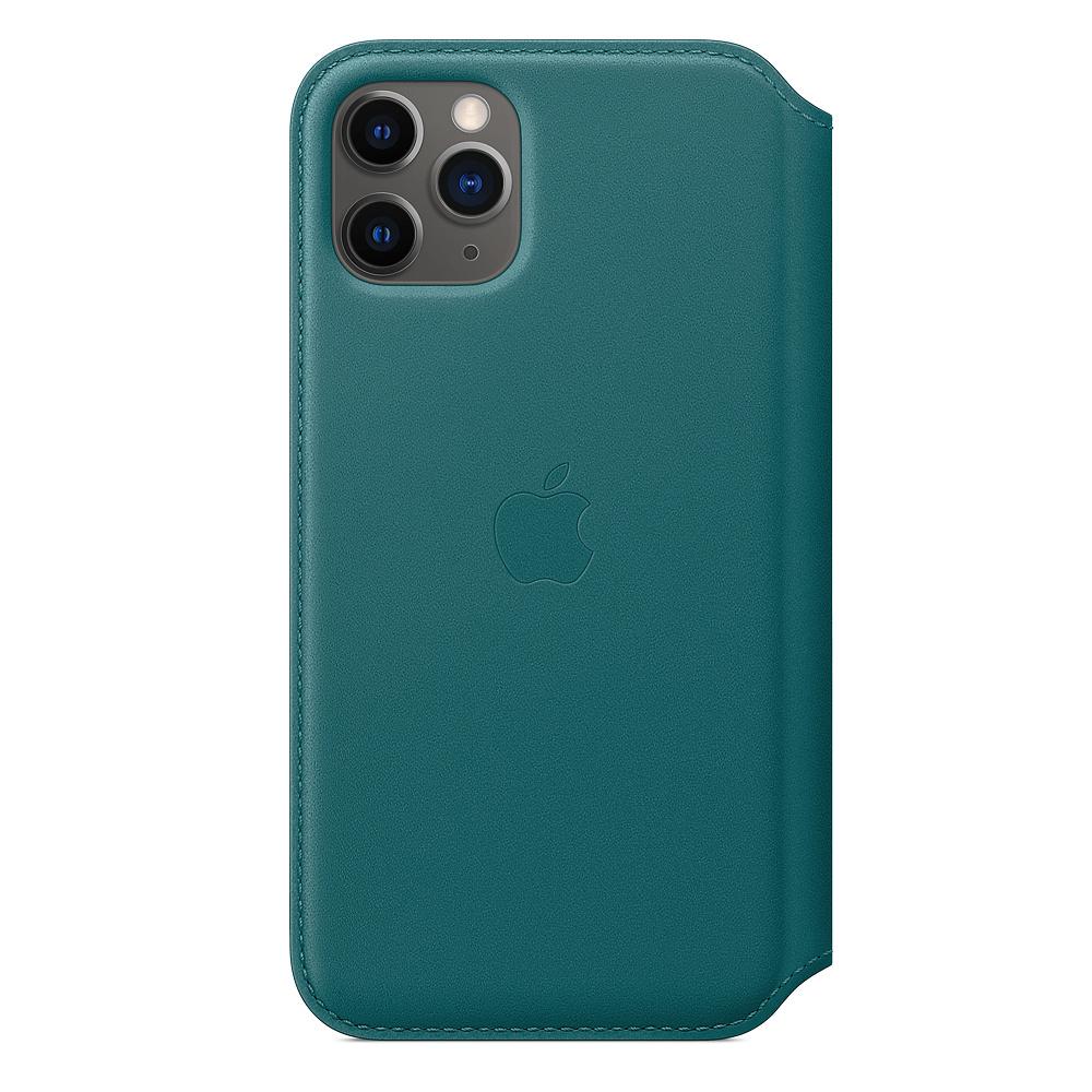 """Apple MY1M2ZM/A funda para teléfono móvil 14,7 cm (5.8"""") Folio Verde"""