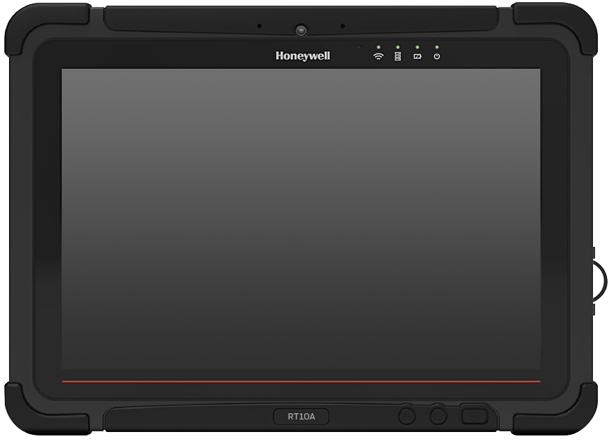 "Honeywell RT10A 25,6 cm (10.1"") Qualcomm Snapdragon 4 GB 32 GB Wi-Fi 5 (802.11ac) Negro"