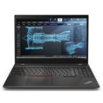 "Lenovo ThinkPad P52S Black Notebook 39.6 cm (15.6"") 1920 x 1080 pixels 8th gen Intel® Core™ i7 i7-8550U 16 GB DDR4-SDRAM 512 GB SSD"
