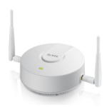 ZyXEL NWA5121-N 300Mbit/s Power over Ethernet (PoE) WLAN access point