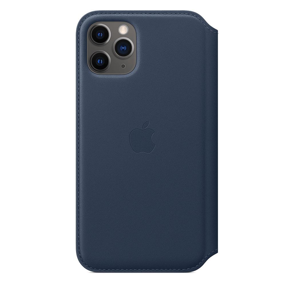 """Apple MY1L2ZM/A funda para teléfono móvil 14,7 cm (5.8"""") Folio Azul"""