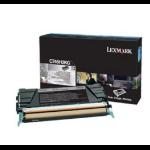 Lexmark C746H3KG Toner black, 12K pages