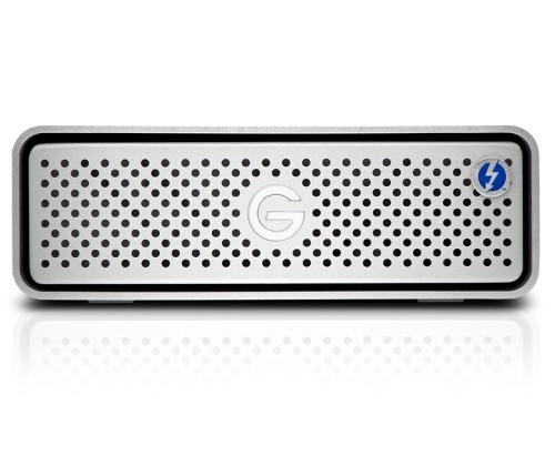 G-Technology G-DRIVE Thunderbolt 3 external hard drive 10000 GB Silver
