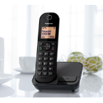Panasonic KX-TGC410EB DECT Black telephone