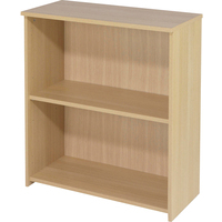 FF Serrion 800mm Small Bookcase Maple
