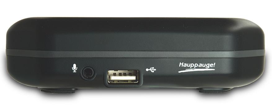 Hauppauge HD PVR Rocket digital video recorder Black,Red