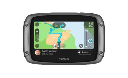 TomTom Rider 500 navigator