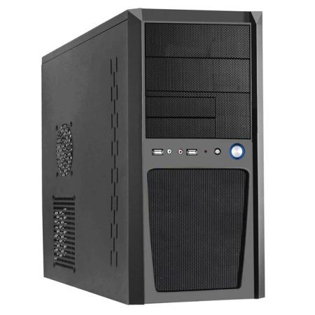 Spire Impact USB 3.0 Micro-Tower 500W Black computer case
