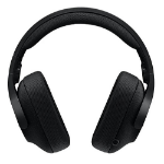 LOGITECH G433 WIRED DTS 7.1 SURROUND SOUND GAMING HEADSET- BLACK -2YR WTY