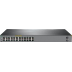 Hewlett Packard Enterprise OfficeConnect 1920S 24G 2SFP PoE+ 370W Managed L3 Gigabit Ethernet (10/100/1000) Grey 1U Power over Ethernet (PoE)