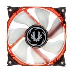 BitFenix Spectre Xtreme LED Computer case Fan 12 cm Black, Red