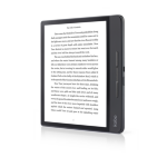 Rakuten Kobo Forma e-book reader Touchscreen 8 GB Wi-Fi Zwart