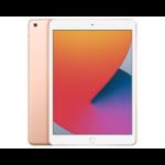"Apple iPad 25,9 cm (10.2"") 32 GB Wi-Fi 5 (802.11ac) 4G LTE Oro iPadOS"