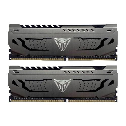 Patriot Memory Viper Steel PVS416G320C6K memory module 16 GB 2 x 8 GB DDR4 3200 MHz
