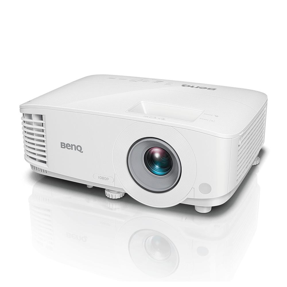 Benq TH550 videoproyector 3500 lúmenes ANSI DLP 1080p (1920x1080) 3D Proyector para escritorio Blanco