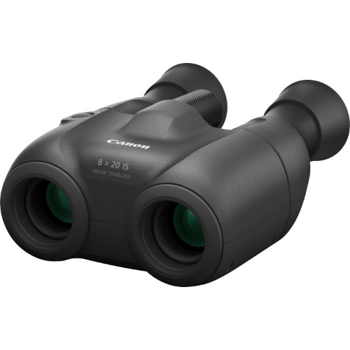 Canon 8x20 IS binocular Porro Black