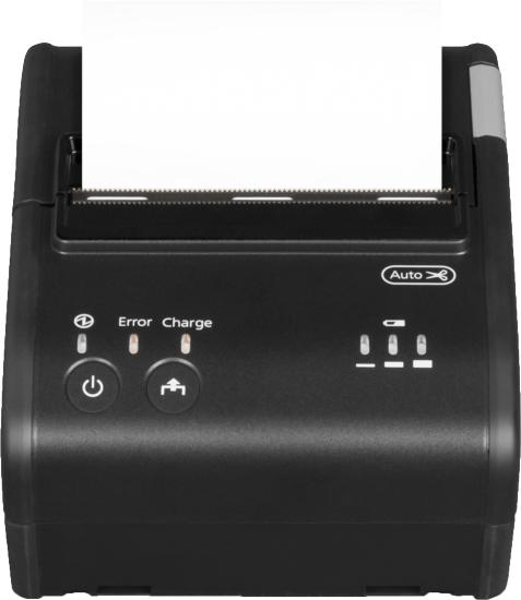 Epson TM-P80 (321A0) Térmico Impresora de recibos 203 x 203 DPI Inalámbrico y alámbrico