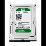 Western Digital Caviar Green 2TB HDD 2000GB Serial ATA III internal hard drive