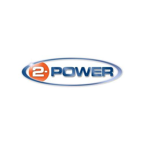 2-Power Digital Camera Battery 3.7V 1600mAh