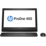 "HP ProOne 400 G3 3.4GHz i5-7500 20"" 1600 x 900Pixels Zwart Alles-in-één-pc"