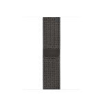 Apple 40mm Graphite Milanese Loop Band Graphit Edelstahl