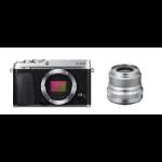 Fujifilm X -E3 MILC 24.3 MP CMOS III 6000 x 4000 pixels Black,Silver