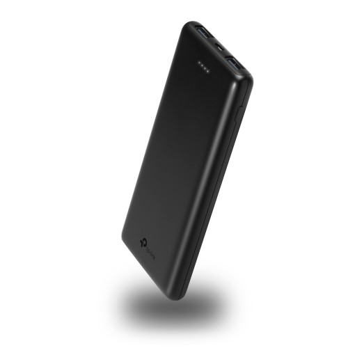 TP-LINK TL-PB10000 power bank Black Lithium Polymer (LiPo) 10000 mAh