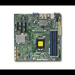 Supermicro X11SSH-TF server/workstation motherboard Intel® C236 LGA 1151 (Socket H4) micro ATX