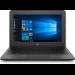 "HP Stream 11 Pro G4 EE Black Notebook 29.5 cm (11.6"") 1366 x 768 pixels Touchscreen Intel® Celeron® N3450 4 GB DDR3L-SDRAM 64 GB eMMC"