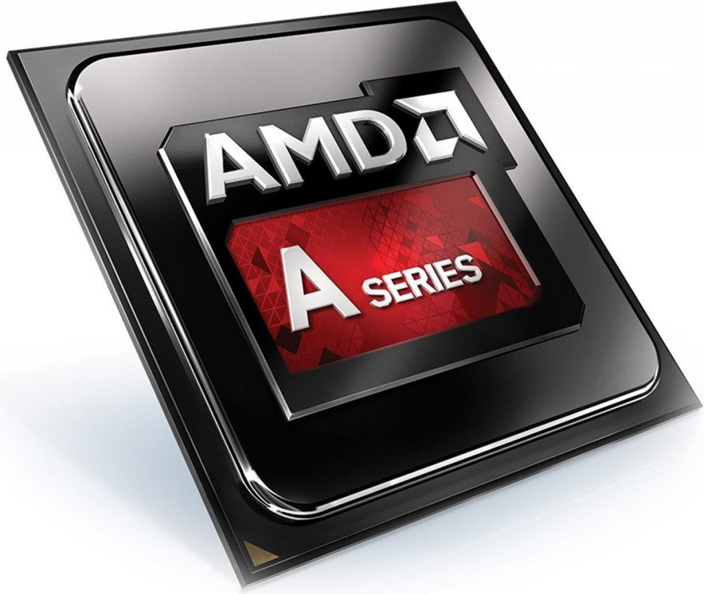 AMD A series A8-9600 3.1GHz 2MB L2 processor