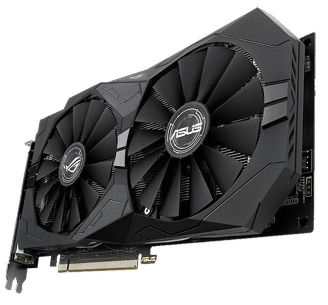 ASUS ROG-STRIX-RX470-4G-GAMING AMD Radeon RX 470 4GB 90YV09J0-M0NA00
