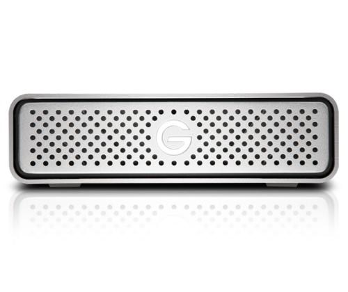 G-Technology G-DRIVE USB-C external hard drive 4000 GB Aluminium