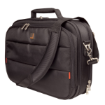 "Urban Factory City Classic 14.1"" Briefcase Black"
